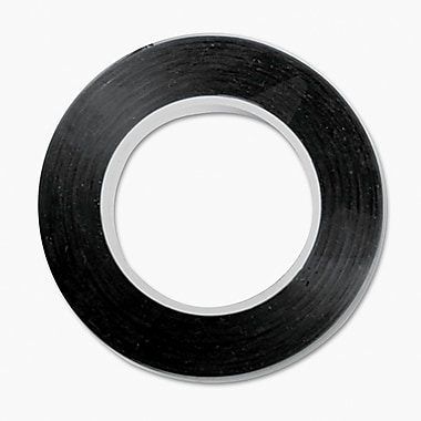 Cosco 98077 Black Tape, 0.13