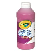 Crayola® Artista II® 16 oz. Washable Tempera Paint, Magenta