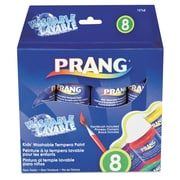Prang® 25 ml Washable Paint, Assorted, 8/Set