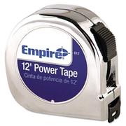 "Empire® Power Tape Measure, 5/8"" x 12'"