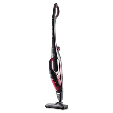 Eureka® 240 Series RapidClean Ion Cordless 2-in-1 Handheld/Stick Vacuum Cleaner, Silver/Radiant Red
