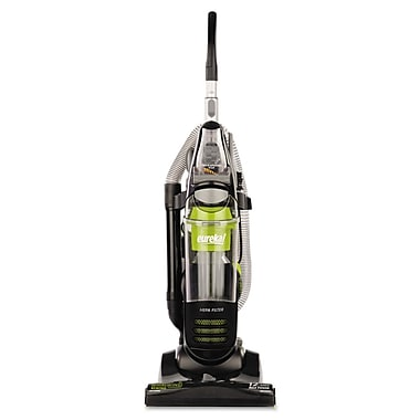 Eureka® 4242 Series WhirlWind® Rewind Bagless Upright Vacuum Cleaner, Black/Spritz Green