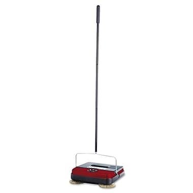 Electrolux Sanitaire® Manual Floor Sweeper, 10in.(L), Black