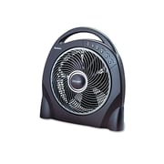 "Holmes® Blizzard® 12"" Remote Control Power Fan, Black"
