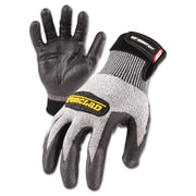 Ironclad® Cut Resistant Gloves, Black, Medium