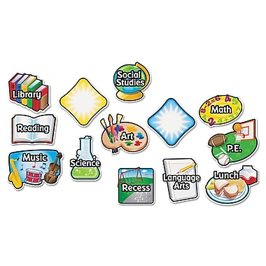 Learning Resources® Reusable Magnetic Subject Label