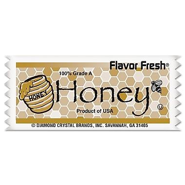 Diamond Crystal® Flavor Fresh Honey Condiment Packet, 0.317 oz.