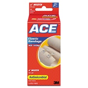 "ACE™ Elastic Bandage With E-Z Clips, 4"" x 1.8 yds."