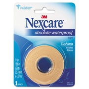 "3M™ Nexcare™ Absolute Waterproof First Aid Tape, 180"" x 1"""
