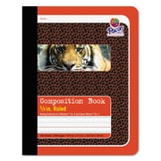 "Pacon® 9 3/4"" x 7 1/2"" Composition Book With 5/8"" Ruling"