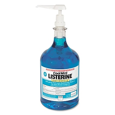Johnson & Johnson® Listerine® Cool Mint Mouthwash