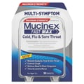 Mucinex® Fast-Max™ Cold, Flu and Sore Throat Adult Caplets, 30/Pack