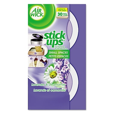 Air Wick® Stick-Ups® Air Freshener, Lavender/Chamomile, 2.1 oz.