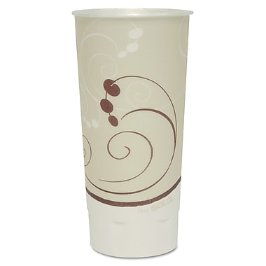 Solo® Trophy® Plus™ Dual Temperature Insulated Cup, Symphony®, 24 oz., 600/Pack