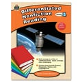 Teacher Created Resources in.Differentiated Nonfiction Readingin. Book, Grade 4