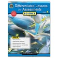 Teacher Created Resources in.Differentiated Lessons and Assessmentsin. Book, Grade 4