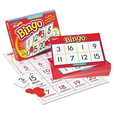 Trend Enterprises® Numbers Bingo Game, Grade Prek-2