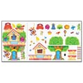 Trend Enterprises® Furry Friends® Clubhouse Bulletin Board Set