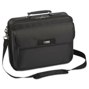 Targus® Zip-Thru Checkpoint-Friendly Traditional Case For 16 Laptop, Black