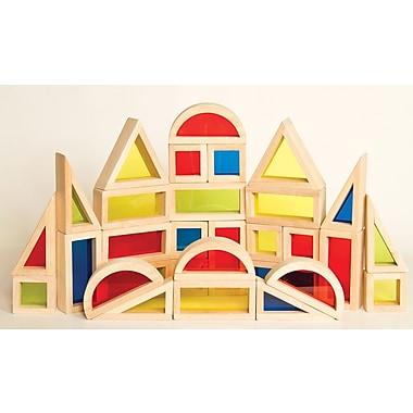 Rainbow Blocks 30pcs Set
