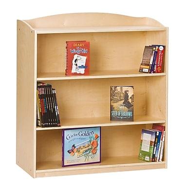4 Shelf Bookshelf-36