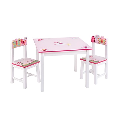 Butterfly Buddies Table & Chair