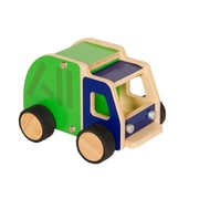 Plywood Garbage Truck