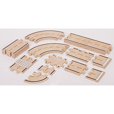 Guidecraft® Roadway Set 42pcs