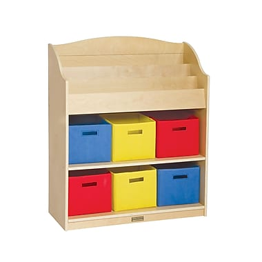 Book and Bin Storage