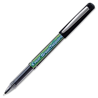 Pilot® BeGreen Refillable Tecpoint V5 Rollerball Pen, 0.5 mm
