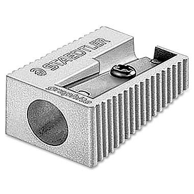 Staedlter® Single-Hole Metal Pencil Sharpener