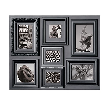 Nexxt Fuse Series 7 Frame Multi-Profile Collage Frame