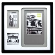 "Nexxt PN00223-5FF Black Wood 14"" x 14"" Picture Frame"