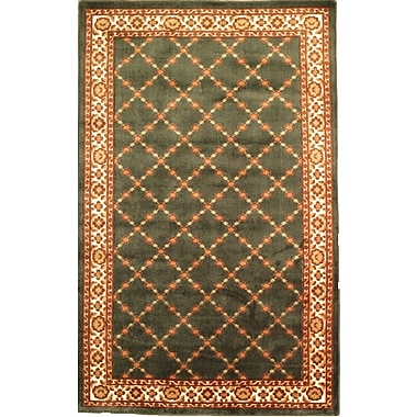 Anglo Oriental Epic Area Rug, 5'0