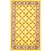 """Anglo Oriental Epic  Area Rug, 3'0"""" x 5'0"""", Beige"""