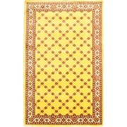 """Anglo Oriental Epic  Area Rug, 5'0"""" x 8'0"""", Beige"""