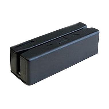 Unitech Triple Track Magnetic Stripe Reader, Black