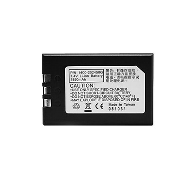 Unitech 1400-900006G 1850 mAh Lithium-Ion Rechargeable Battery
