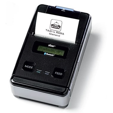 Star Micronics SM-S220i Bluetooth Thermal POS Receipt Printer, Black