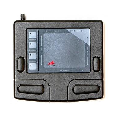 Cirque® – Pavé tactile AG USB Smart Cat Pro® GP415U-5321, noir