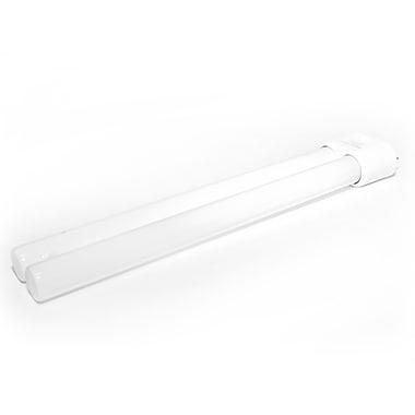 Bulbrite® 18 Watt 4-Pin Long Single Twin Tube CFL Bulb, Neutral White, 4/Pack