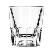Libbey® Miscellaneous Tumblers Old Fashioned Fluted Glass, 4 oz., 48/Pack