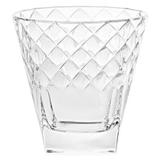 EGO Campiello Glass (Set of 6); 3.9'' H x 3.8'' W x 3.8'' D