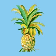 Betsy Drake Interiors Pineapple Coaster (Set of 4)