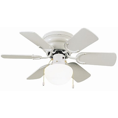 Design House 30'' Atrium 6 Blade Ceiling Fan