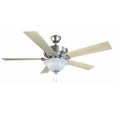 Design House 52'' Ironwood 5 Blade Ceiling Fan