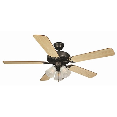 Design House 52'' Millbridge 5 Blade Ceiling Fan