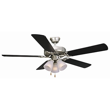 Design House 52'' Mill Bridge 5 Blade Ceiling Fan