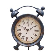 Cheungs Table Clock with Kickstand; Blue
