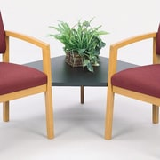 Lesro Lenox Series Connecting Corner Table; Natural